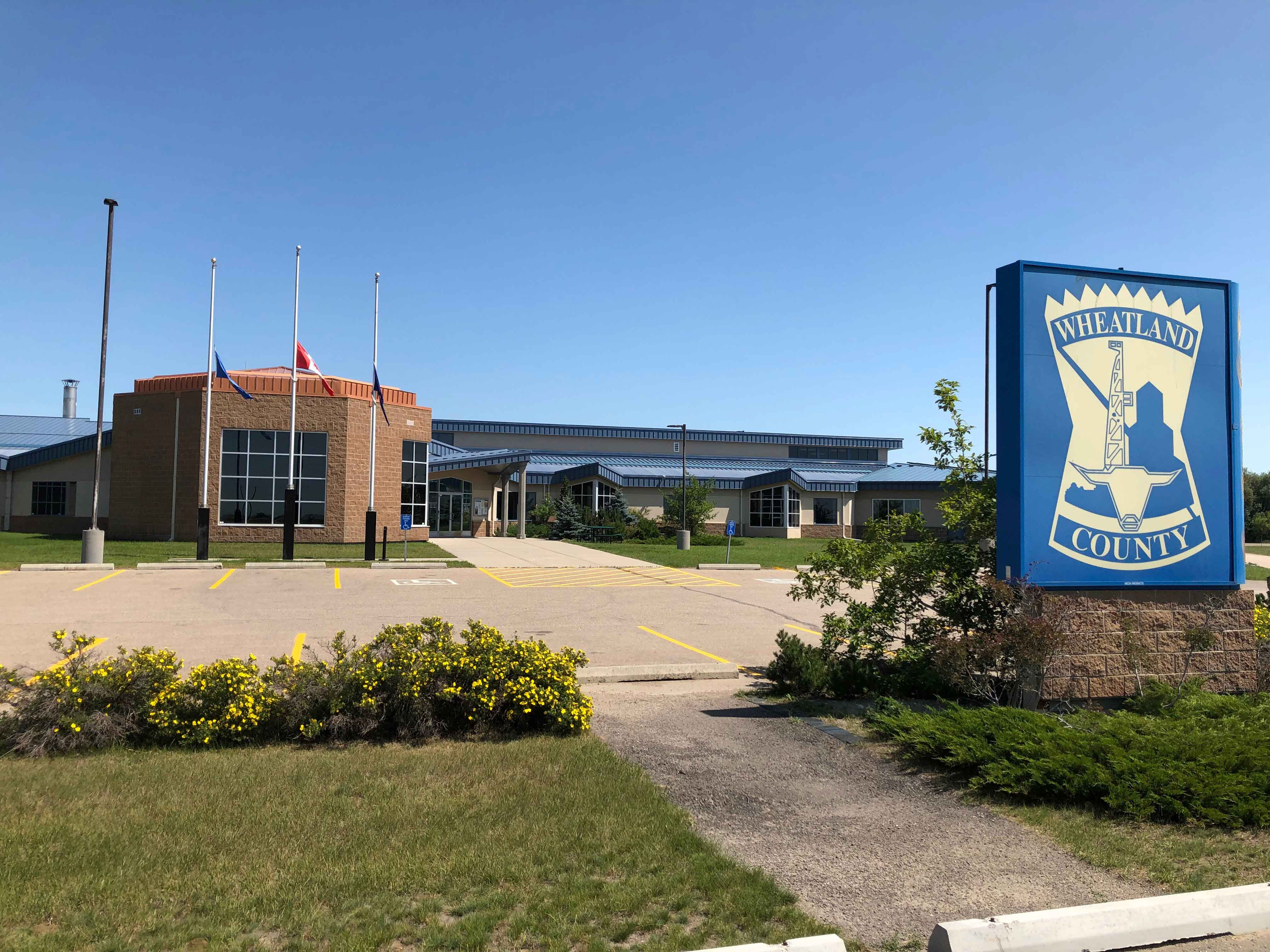 Wheatland County Administration Office